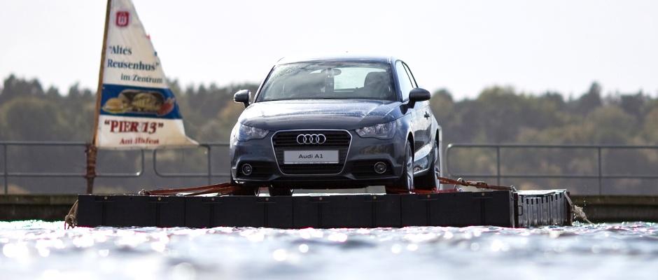 Präsentation Audi